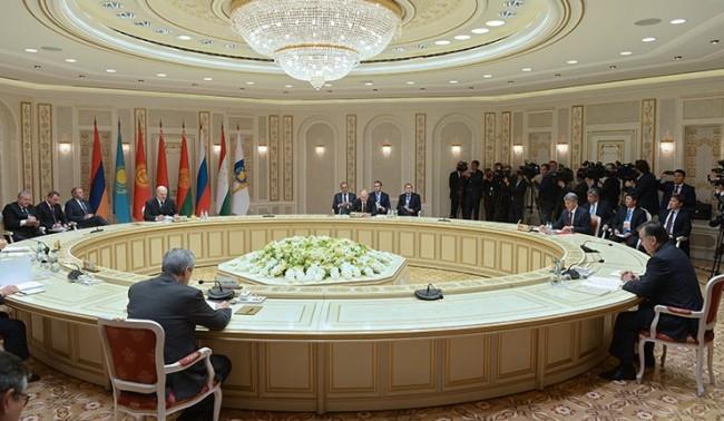 В Минск се състоя срещата за ЕАИС