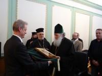 """В """"Дом на Москва"""" отбелязаха  700-годишнината от рождението на Сергий Радонежки"""