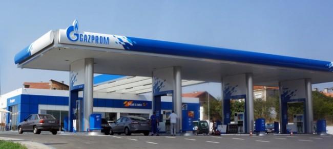 """Бензиностанции """"Газпром"""" инвестират в терени"""