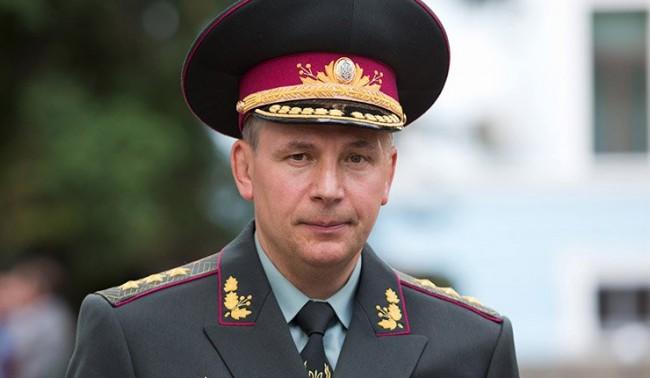 Министърът на отбраната на Украйна подаде оставка