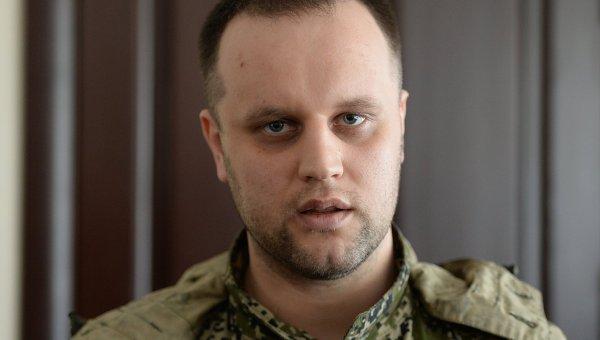 Извършиха атентат срещу Губарев