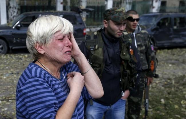 Опълченците отблъснаха контраатаката на украинските военни на летището в Донецк