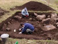 Извадиха скелети на великани отпреди 4 хиляди години