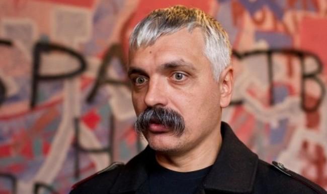 Корчинский: Ще влезем в Москва и ще превземем Кремъл
