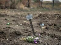 Край Донецк са открити 400 тела на мирни граждани