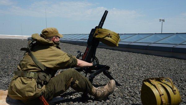 Летището на Донецк вече е под конрол на опълченците