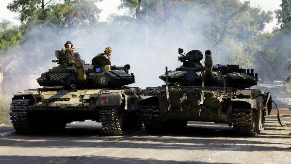 Луганските опълченци са обкръжили 200 украински войници
