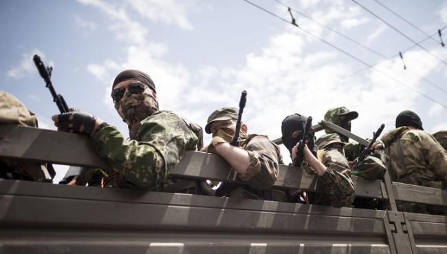 Украински военни, забравени от Киев, се озоваха в тила на опълченците в Луганск