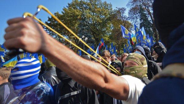 РИА Новости Украйна: В страната назрява Майдан 3.0