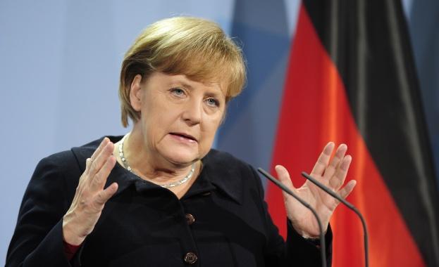 Меркел: Газовите проблеми на Украйна могат да се решат с кредит