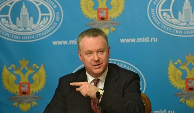 Москва призовава Запада да повлияе на Киев за касетъчните боеприпаси