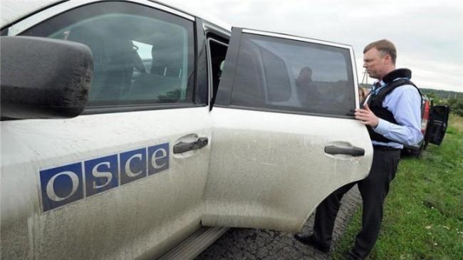 ОССЕ хвана украински военни в подаване на фалшива информация