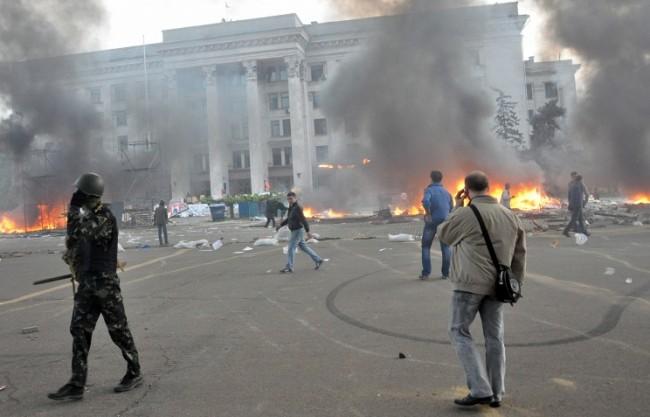 Русия образува наказателно дело за трагедията в Одеса