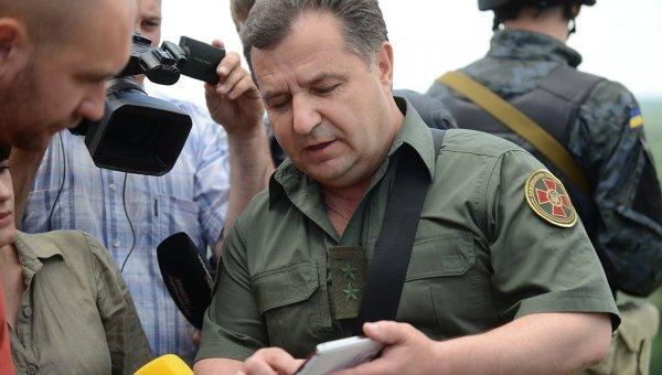 ДНР: Назначаването на Полторак за министър на отбраната на Украйна е още един признак за фашизацията на страната