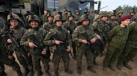 Полша укрепва границата си с Украйна