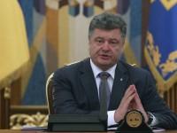 Блокът на Петро Порошенко печели вота в Украйна