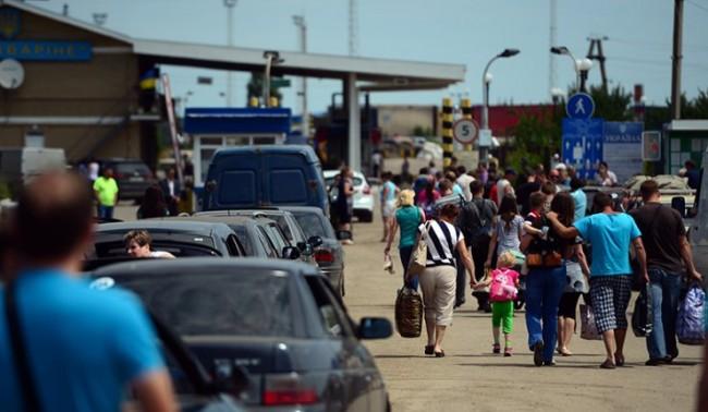 Почти 200 000 украинци получиха убежище в Русия