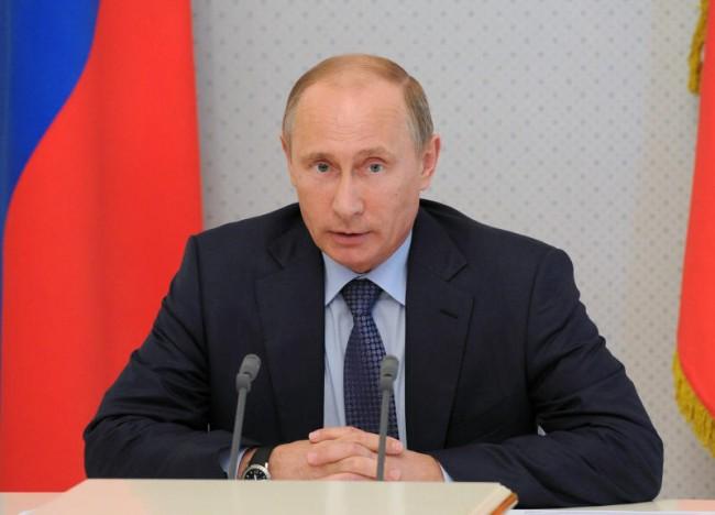 """Путин призова Европа да деблокира ситуацията с """"Южен поток"""""""