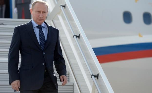 Путин пристигна в Милано