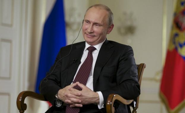 Путин се срещна с престолонаследника на Абу Даби