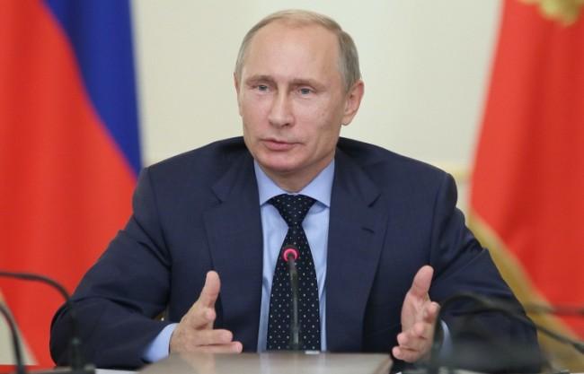 """Путин: Западът поощряваше """"Ислямска държава"""", сега тя е основна заплаха"""