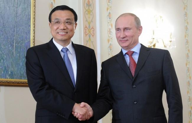 Русия и Китай подписаха за доставките на руски газ