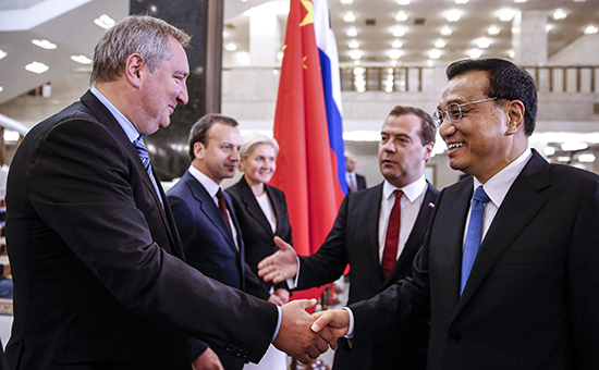 Русия и Китай сключиха 40 споразумения