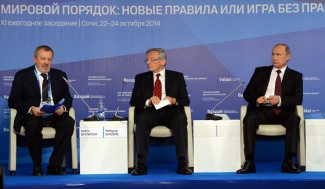 Путин: Русия не смята да възражда империята