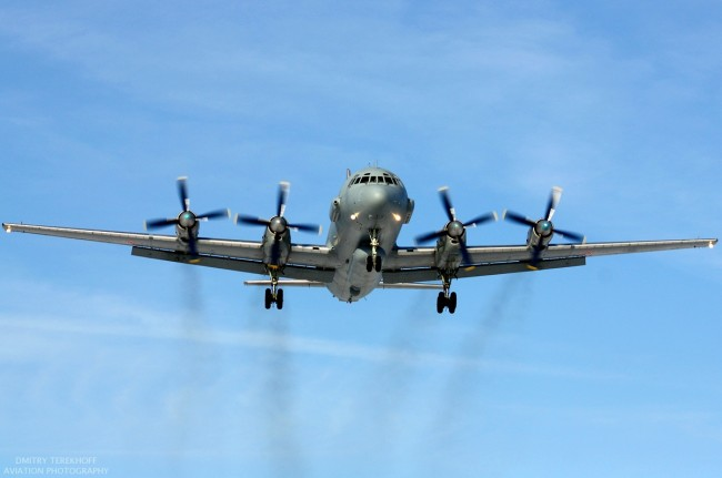 Русия опроверга  заявленията на Естония за Ил-20