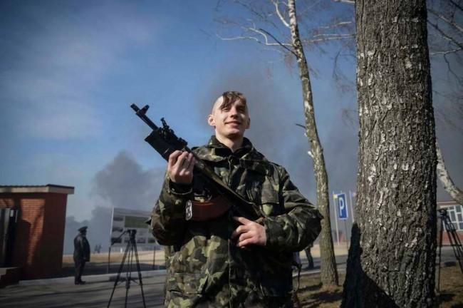 Русия: съпричастността на Националната гвардия към убийствата край Донецк е неопровержима