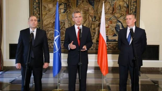 Столтенберг отбеляза ролята на Русия за урегулирането на кризата в Украйна