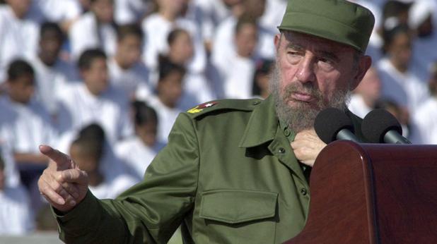 Фидел Кастро обвини НАТО в разпалване на война с Русия