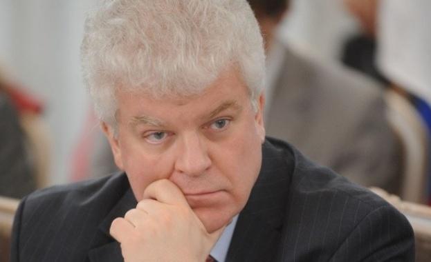Чижов: Няма да молим ЕС да отмени санкциите