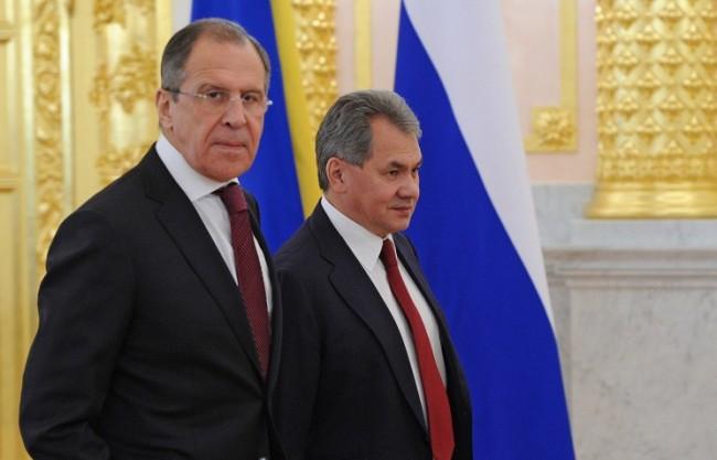 Лавров и Шойгу – най-популярните министри в Русия
