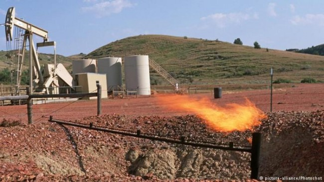 Добивът на шистов газ предизвикал еко катастрофа в Калифорния