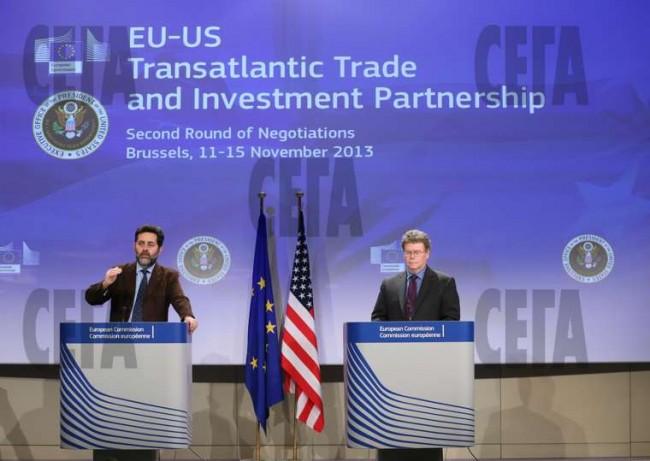 Защо договорът за свободна търговия между ЕС и САЩ е най-строго пазената тайна