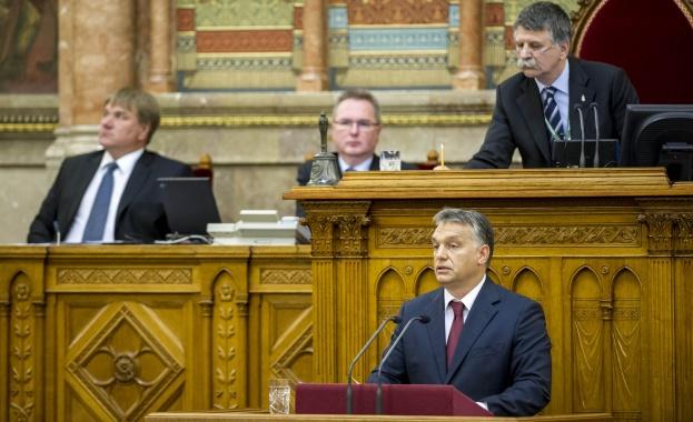 Шефът на унгарския парламент сравни ЕС със СССР