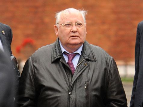 Михаил Горбачов беше приет в болница
