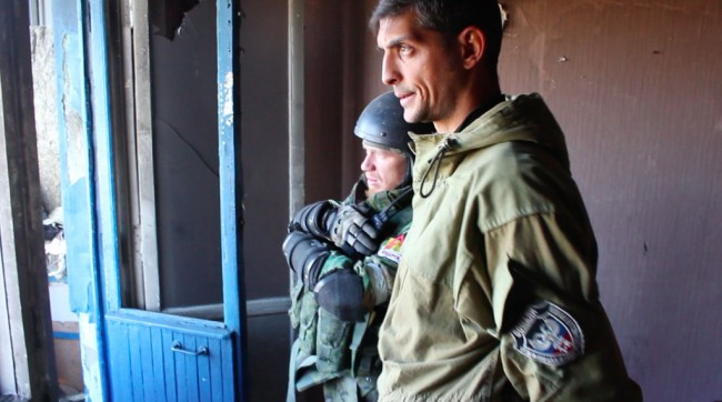 Опълченците съобщиха за мощен обстрел на летището в Донецк