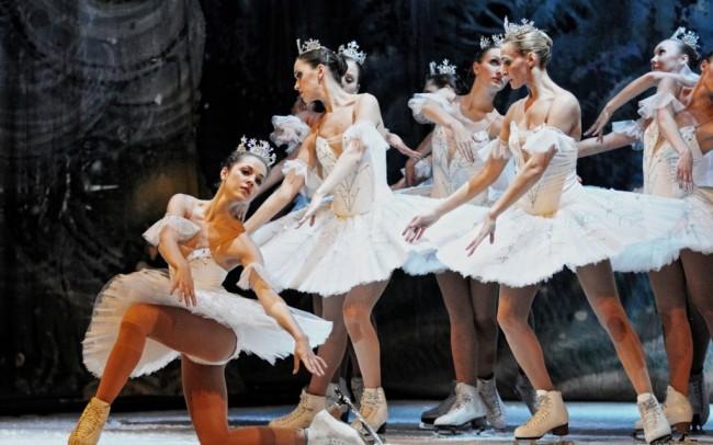 7 милиона кубчета лед за балета от Санкт Петербург