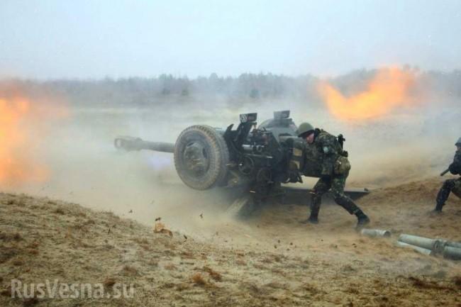 Донецк под обстрел – танкове и самоходна артилерия нанасят удари