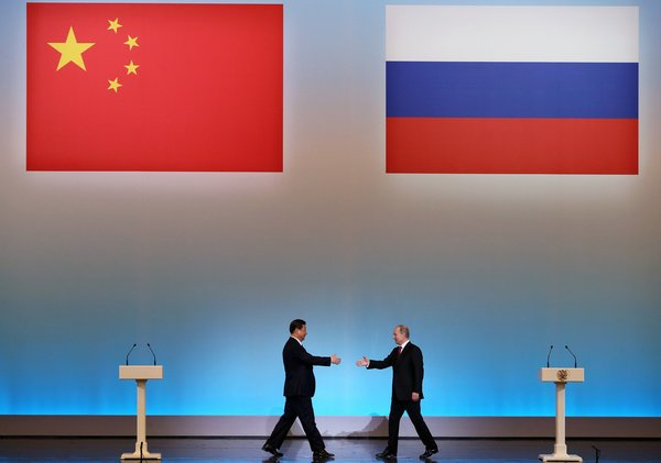 Западът си прави криви сметки за партньорството Москва-Пекин