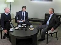 Интервю на президента Путин за ТАСС