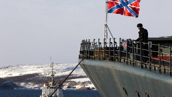Кораби от ВМФ на Русия се отправиха в североизточната част на Атлантическия океан, към границите на НАТО