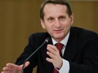 Наришкин: Успехът в изборите на Донбас разгневи Запада и Киев