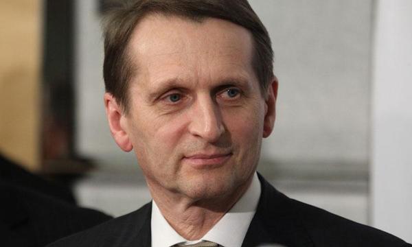 """Наришкин: Исканията на ЕС за присъединяване на Сърбия към санкциите срещу Русия са """"наглост"""""""