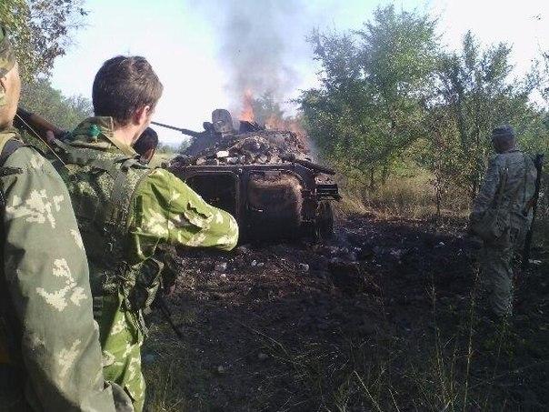 Опълченците: Украинската армия премина в активно настъпление