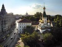Патриарх Неофит отслужи литургия за 100-годишнината от освещаването на Руската църква