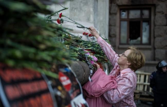 Европа и Русия почетоха паметта на загиналите в трагедията в Одеса