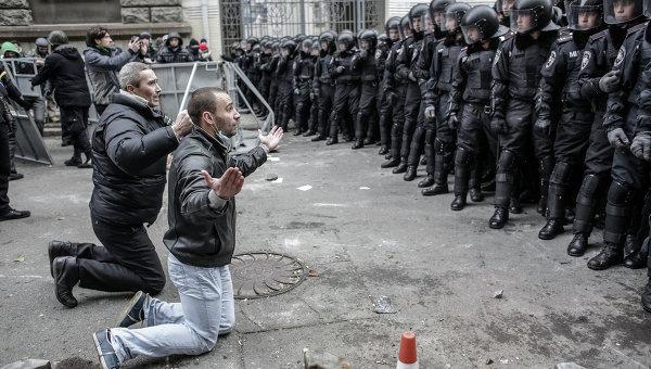Празник на разкола. Порошенко реши да увековечи Евромайдана